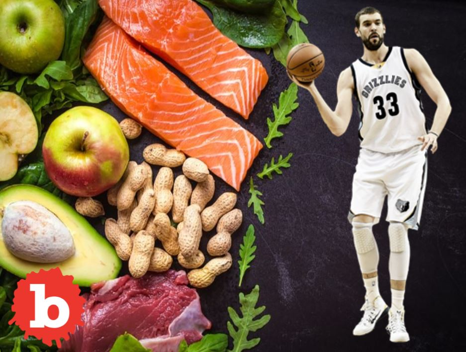 Grizzlies Center Marc Gasol Goes Paleo for Longer Career and Life