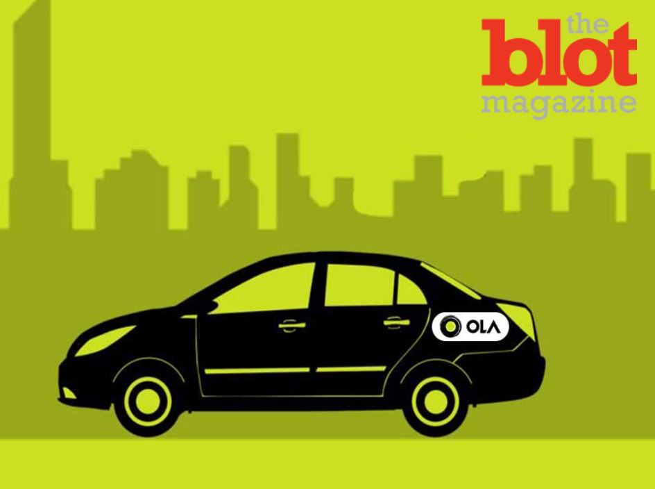 4 Reasons to use OLA over UBER Drivers