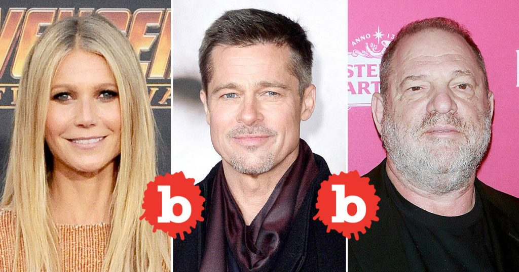Brad Pitt Wanted to Kill Harvey Weinstein For Gwyneth