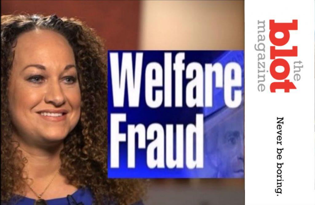 Fake Black Rachel Dolezal Charged with Welfare Fraud