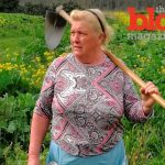 Fierce Spanish Woman Farmer is Donald Trump's Doppelgänger
