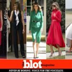 Melania Wear Lots of Clothes No Statements