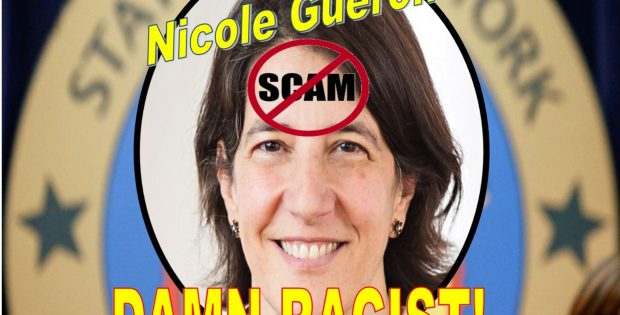 Nicole Gueron, New York Lawyer Who Hates Black Men Is A Racist for State Attorney General
