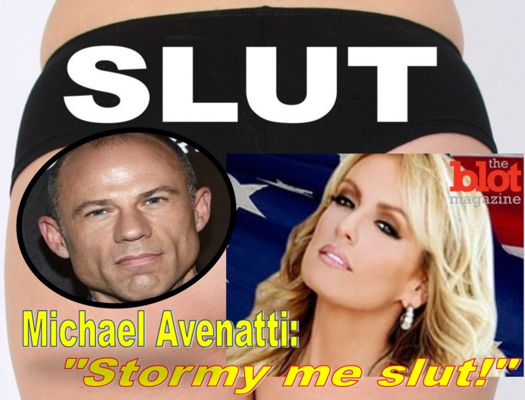 Stormy Daniels, Michael Avenatti, adult film actress extorts president Donald Trump