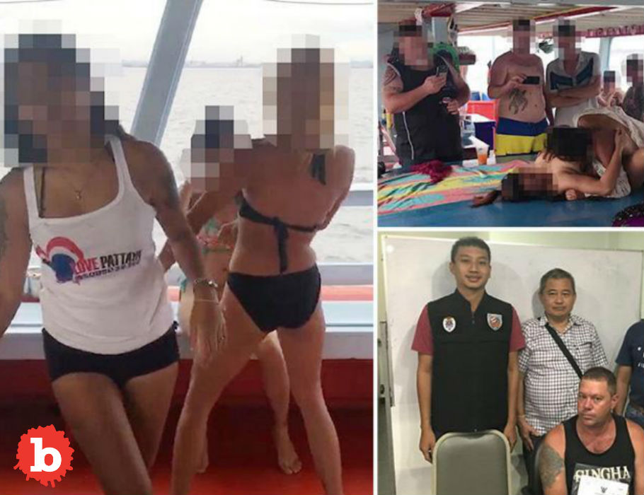 Anything Goes Thai Hookers Yacht Cruise Tour Guide Busted