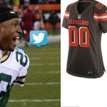 Browns Safety Damarious Randall Tweet Goes Lebron Viral