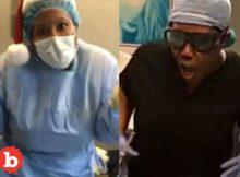 Dancing Doctor Injured 100 in Dermatology Surgery