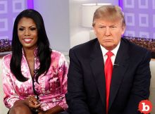 Omerosa Goes Off on Donald Trump on Reality TV