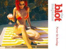 Saucy Singer Rita Ora Spotted in Bikini Relaxing in Italy
