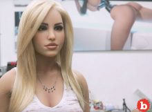 Sex Robot Samantha Turns Itself Off If You're Too Aggressive