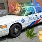 Tripping Idiot Cops Eat Seized Pot Goodies, Shit Hit the Fan