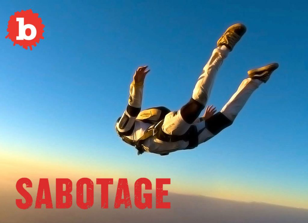 UK Man Tried To Kill Wife with Parachute Sabotage