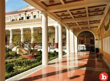 When in LA, You Have to Visit The Getty Villa Museum