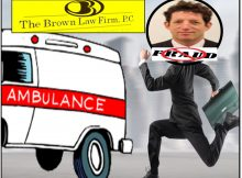 BREAKING, Timothy W Brown, Shady Ambulance Chasing Brown Law Firm Brownbag Federal Judge Robert Sweet