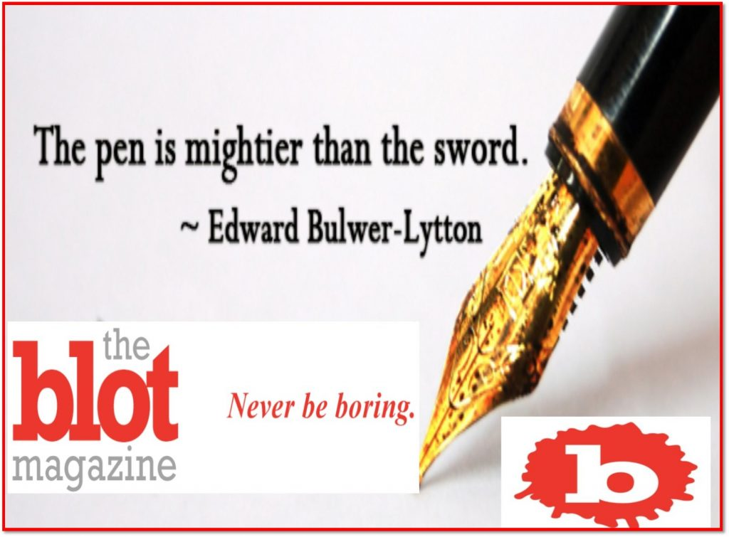 TheBlot Magazine, about us, social media, senational media, voice for the voiceless, section 230 communications decency act, free speech, first amendment, be bold, be brave