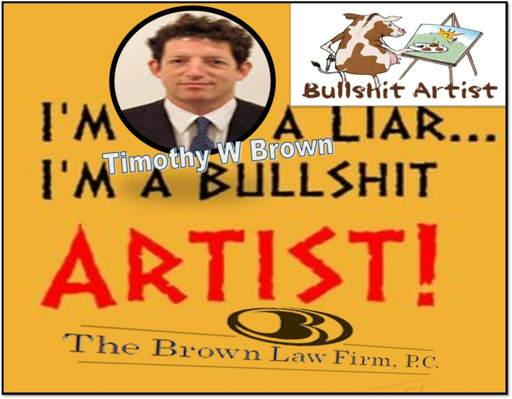 Timothy w Brown, The Brown Law Firm PC, Oyster Bay, Class Action, Derivative Action, stock fraud, stock market, brown university, university chicago, lawyer, judge robert sweet