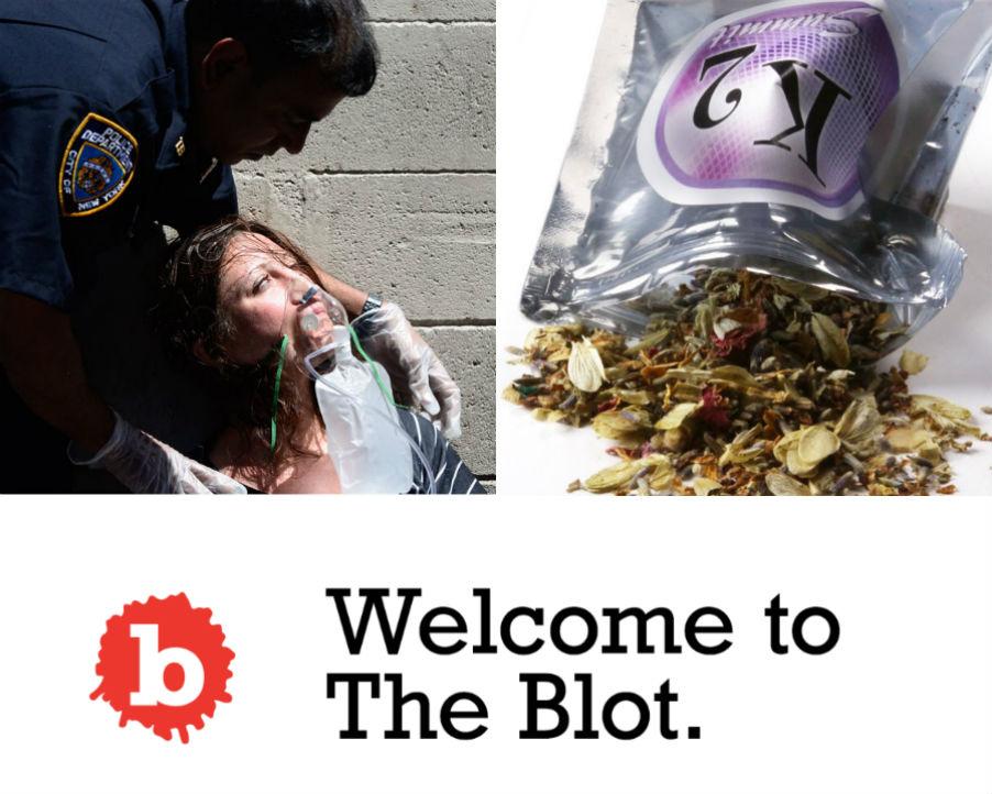 71 New Haven People Overdose on K2 Drug on Same Day