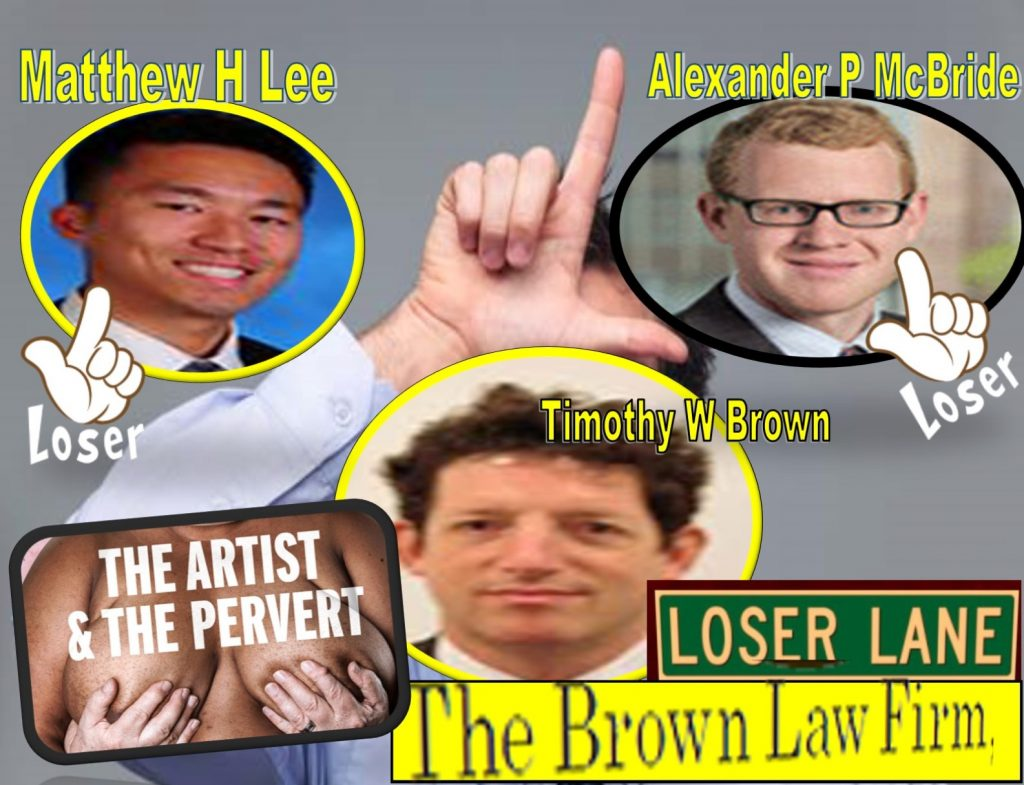 Andrew Morrison, lawyer, Manatt Phelps Phillips, Timothy Brown, The Brown Law Firm, Alexander P McBride, Matthew H Lee, oyster bay, plaintiff lawyers, Tom FINI, Catafago Fini