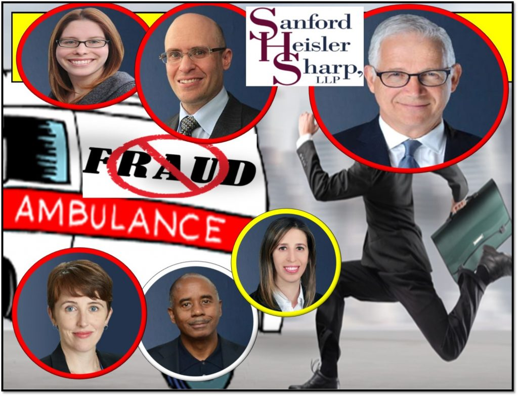 David Sanford, Alexandra Harwin, Vincent McKnight, Andrew Melzer, Melinsa Koster, Amy Donehower, Sanford Heisler Sharp, LLP, labor law, extortion, lawyers, Enrichetta Ravina, Geert Bekaert, Columbia University