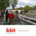 Paris Makes Splash with Public Pee Boxes
