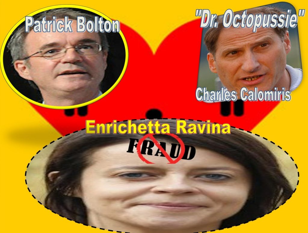 Patrick Bolton, Charles Calomiris, Geert Bekaert, Enrichetta Ravina, Columbia Business School, tenure, sexual harassment, jury, metoo, David Sanford, Sanford Heisler Sharp, Alexandra Harwin, extortion, fraud