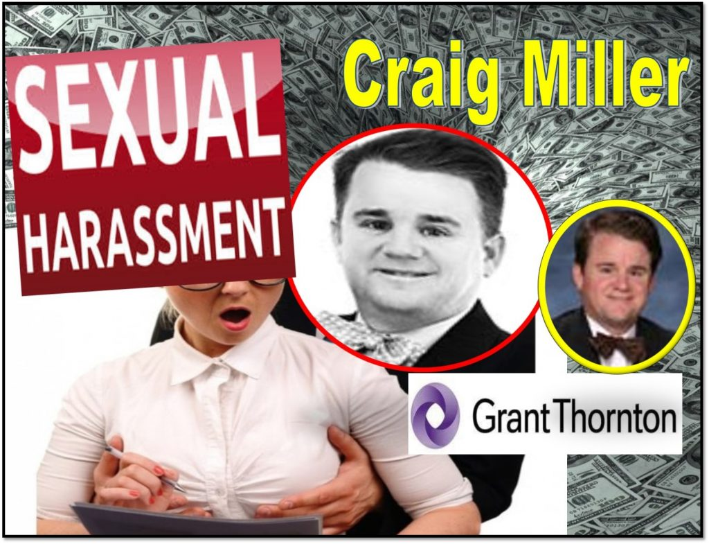 Craig Miller, Parnter, accounting, Grant Thornton, Nasdaq Hearing and Review Council, lawsuit, damages, sexual harassment, sexual assualt, Ed Knight, Arnold Golub, Adena Friedman, Nasdaq Stock Market