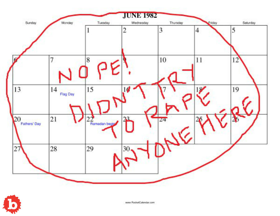 Get That Party on the Calendar in Writing