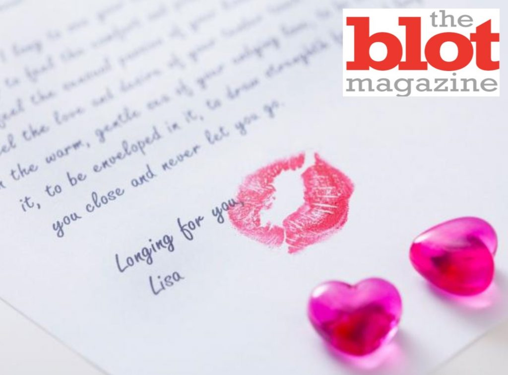 How to Write a Perfect Love Letter that Gets You Laid Easily