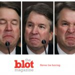 Ireland Knows Brett Kavanaugh Has an Alcoholic Face
