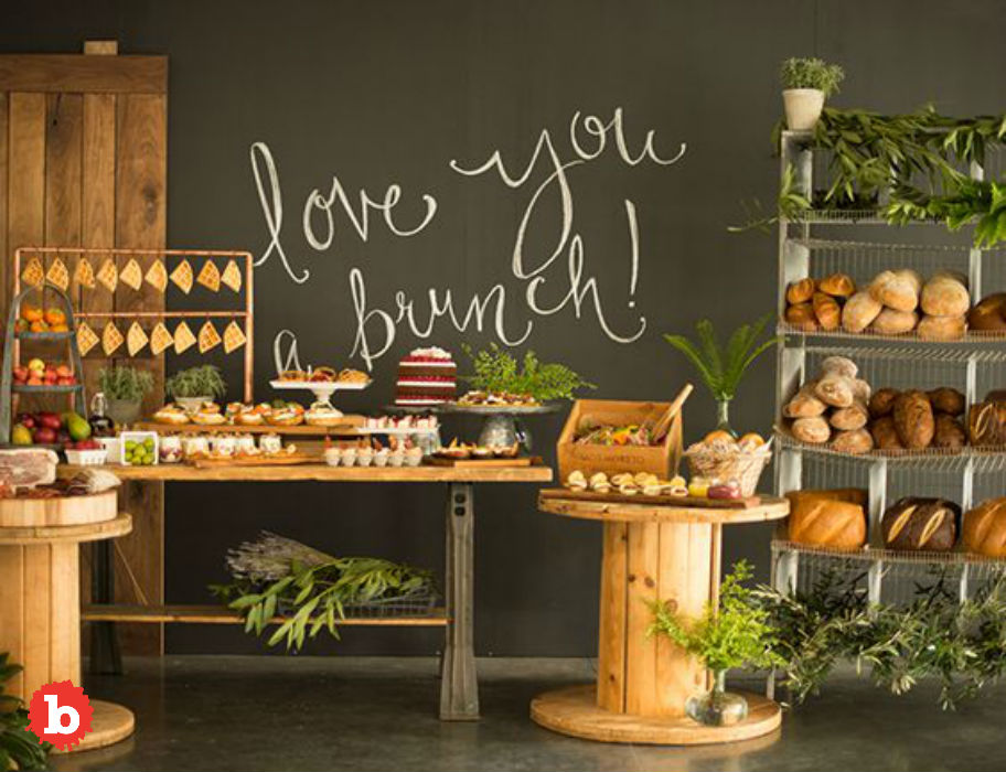 Lets get Married at my Favorite Brunch Place