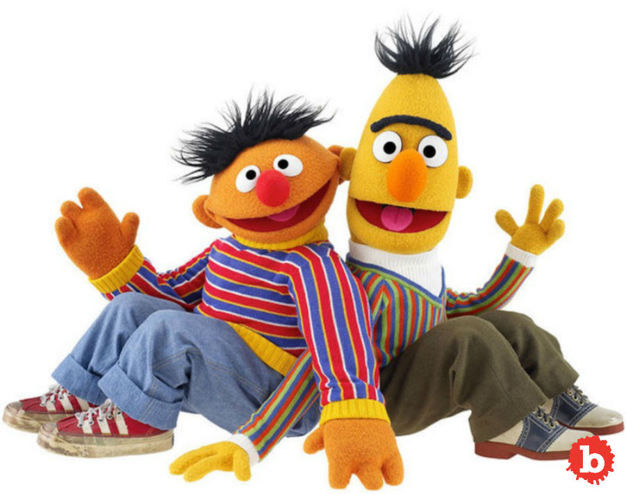 Burt & Ernie: Why I Love Gay Puppets and You Should Too