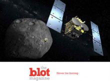 1st Ever, Japan Lands Space Robot On Asteroid