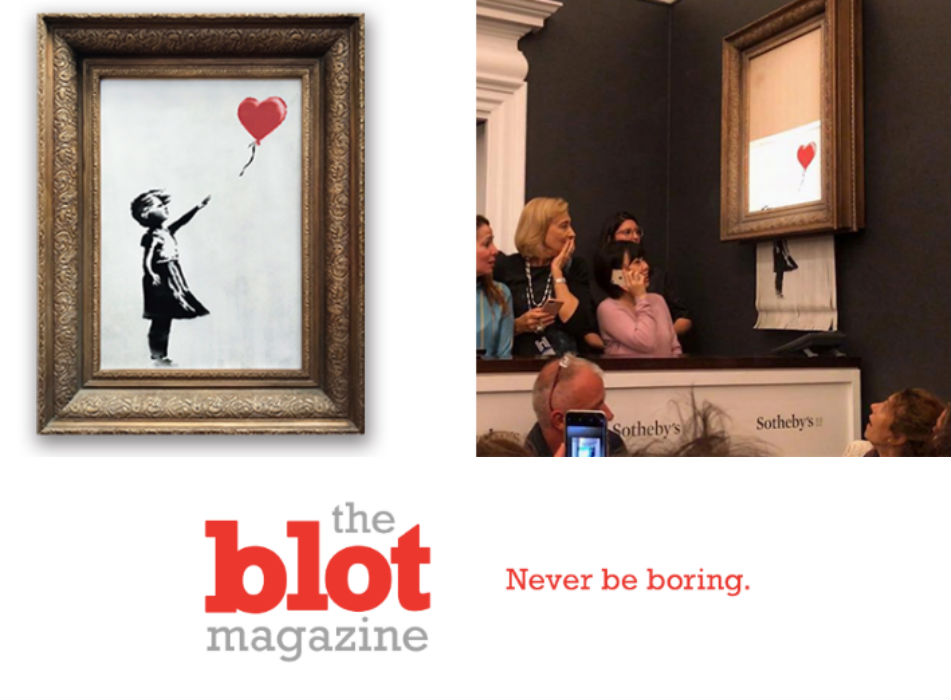 Banksy Pranks More Rich People for Fun