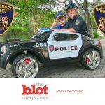 Child Cops take over the Baltimore PD