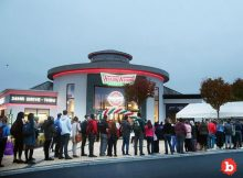 Dublin's First Krispy Kreme a Scene of Utter Irish Chaos