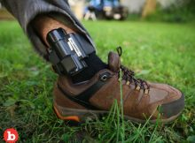 Facebook Post Video is How-To Remove Police Ankle Bracelet