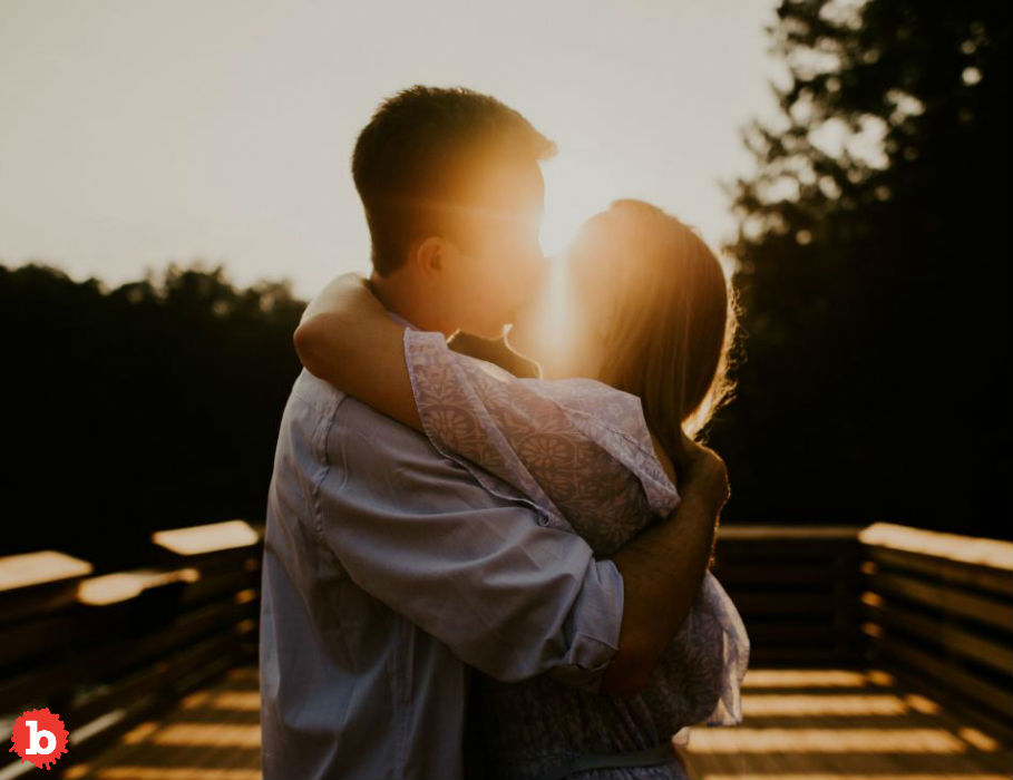 Kissing a Great Way to Reduce Stress, So Get Started