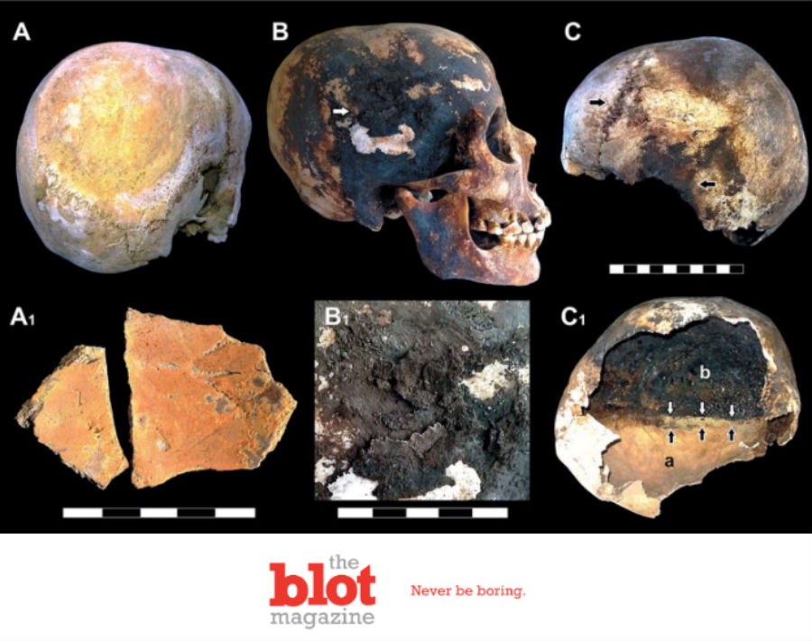 New Findings Show Ancient Vesuvius Eruption Exploded Skulls