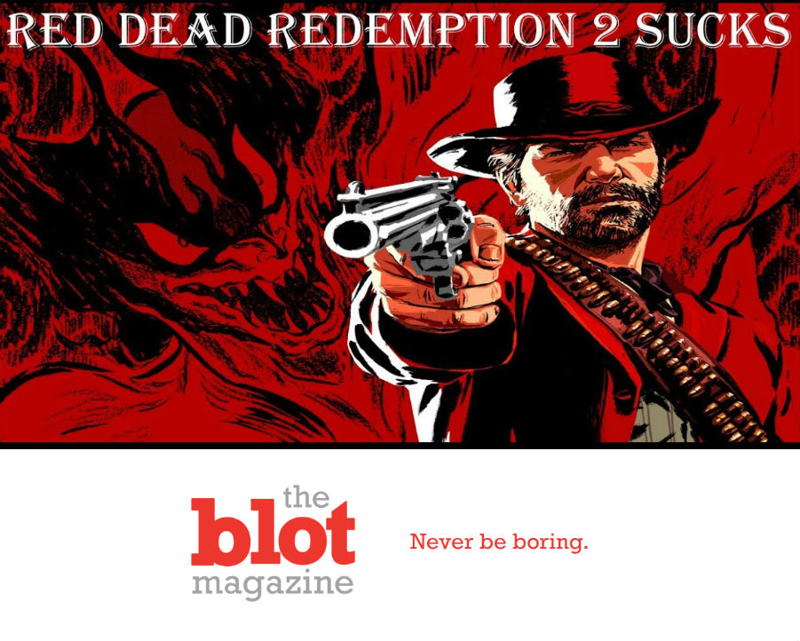 Red Dead Redemption 2 Sucks, Try This Instead