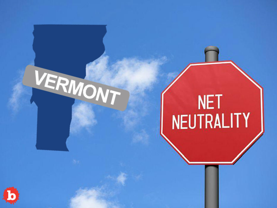 Telecom Groups Sue Vermont to Kill Local Net Neutrality