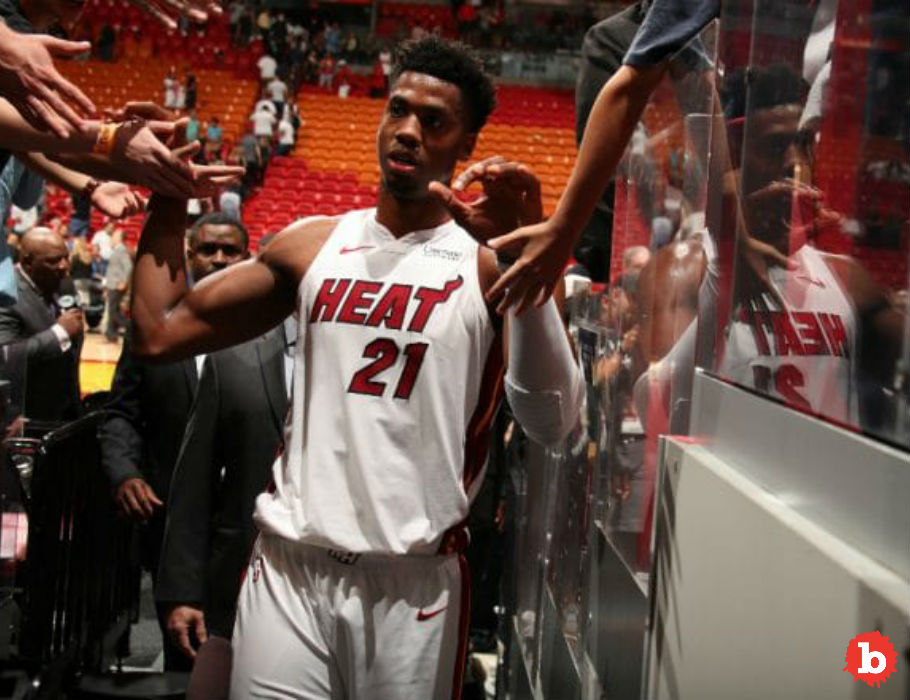 NBA Center Whiteside Buys 50k Assault Rifle Instantly Stolen