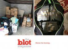 500 Bucks Storage Unit Purchase Nets 75 Million Cash