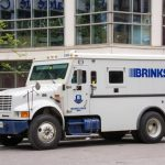 Armored Brink's Truck Scattered Money Across NJ Highway