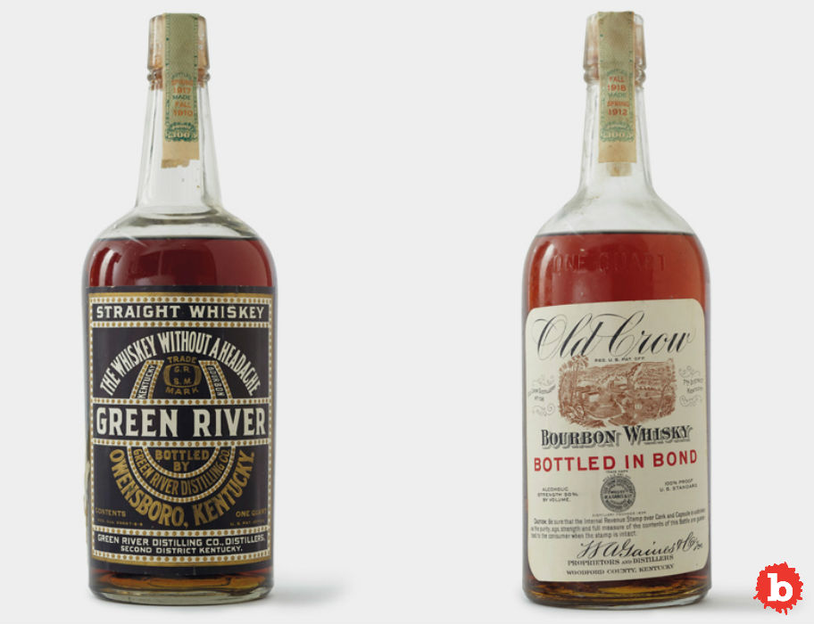 Christies to Auction Off 100-Year-Old Hidden Whiskey
