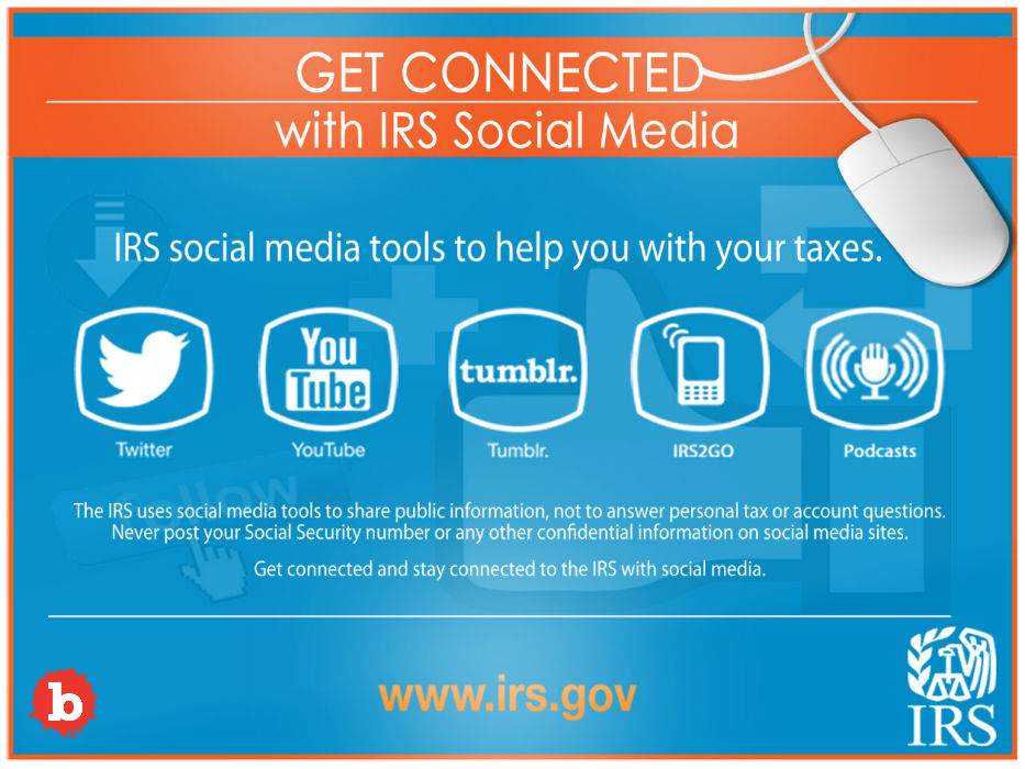 IRS Looks to Investigate Tax Cheaters on Social Media