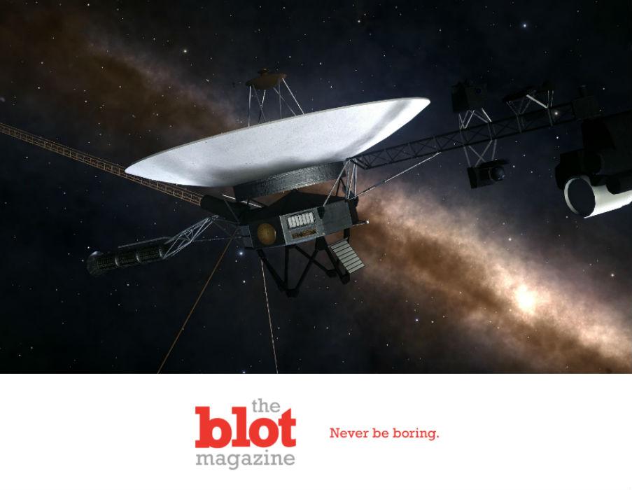 NASA Makes Splash as Voyager 2 Hits Interstellar Space