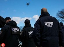 NYPD Drones Will Be Part of New Year's Overwatch