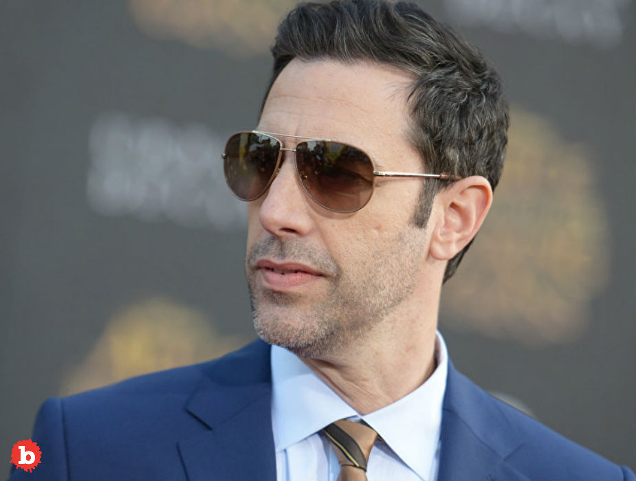 Sasha Baron Cohen Reveals the Most Worst Guest Tape Sent to FBI