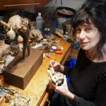 Toronto Sculptor Gillian Genser Poisoned With Heavy Metals