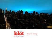 Why the NYC Sky Was Demonic Blue, Electric Explosion